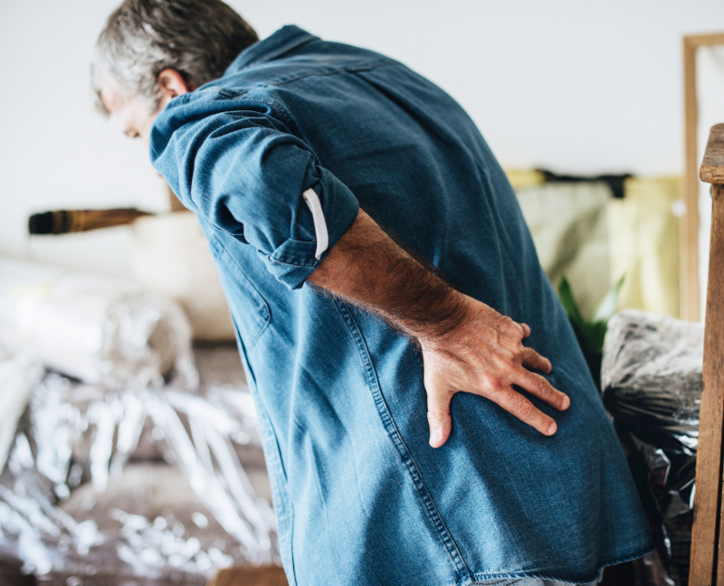 Back Pain Doctor in Everett