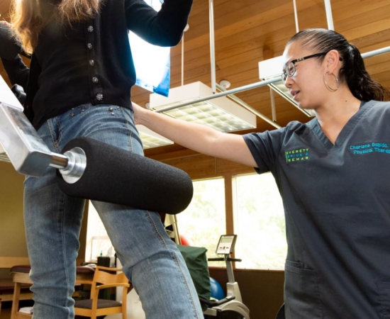 Physical therapy in Everett, Snohomish County