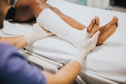 Workplace injury treatment Everett