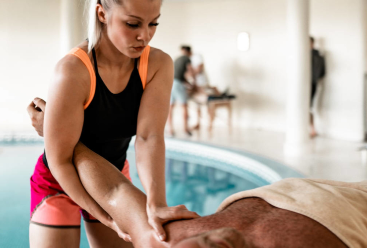 Snohomish County physical therapist